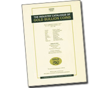 The Industry Catalogue of Gold Bullion Coins